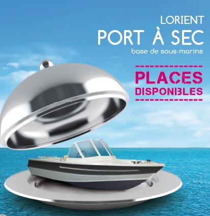 Port à sec Lorient Atlantic Yachting