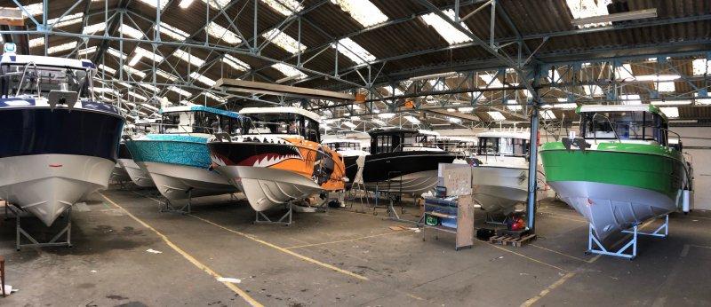 Atlantic Yachting + Barracuda Tour