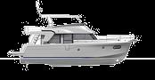 Bénéteau Swift trawler