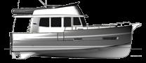 Rhéa marine Trawler