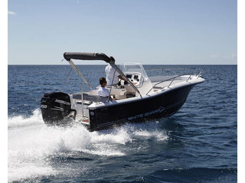 WHITE SHARK 230 CC ORIGIN