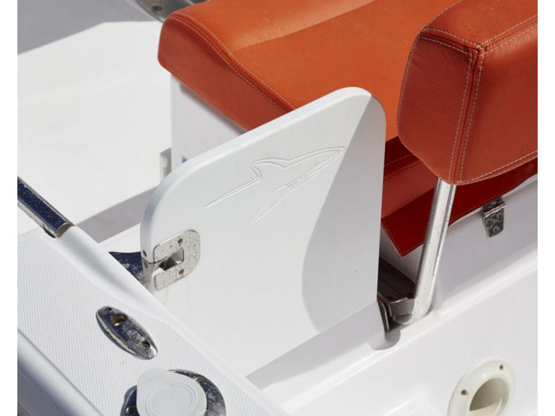 WHITE SHARK 250 CC ORIGIN