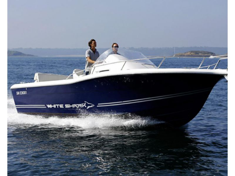 WHITE SHARK 250 SC ORIGIN