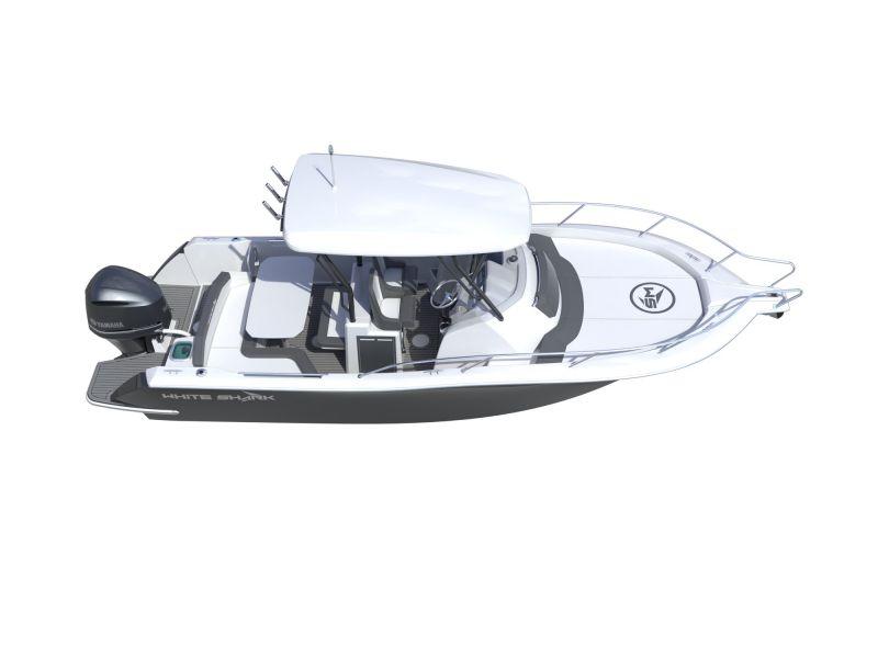 WHITE SHARK 240 SC