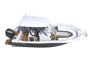 WHITE SHARK 240 CC